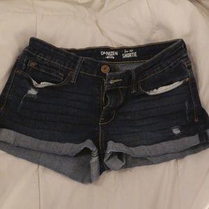 nearly BRAND NEW Jean shorts!!